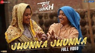 Jhunna Jhunna - Full Video | Saand Ki Aankh| Bhumi P, Taapsee P| Vishal M Ft. Pratibha B, Krutika B|