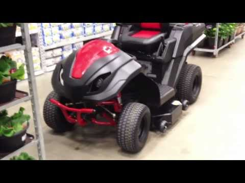 Lowes Raven MPV 710 Lawn Mower Review  - Updated - May 2015