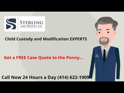 Best child custody modification divorce Attorney-Lawyer review South Milwaukee WI (414) 622-1909