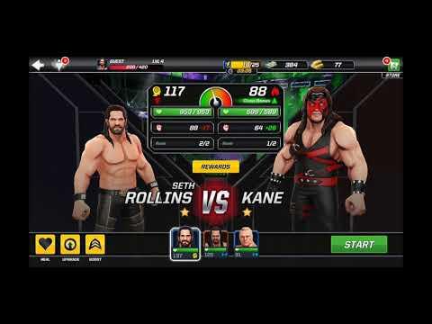 WWE Mayhem restarting part 3