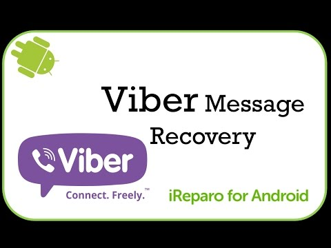 How to Recover Deleted Viber Messages Chat History from Samsung S8/S7/S6/S5/S4 without Backup
