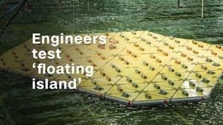 Dutch engineers test