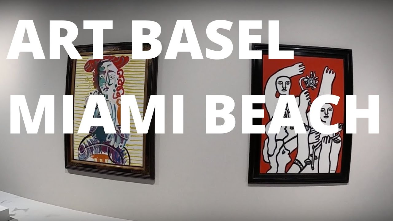 ART BASEL MIAMI BEACH 2019 - PART 1