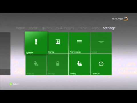 Jtag Tutorial How to install DLC on any game XBOX 360 Only