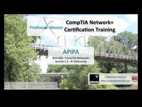 Understanding APIPA - CompTIA Network+ N10-005: 1.3