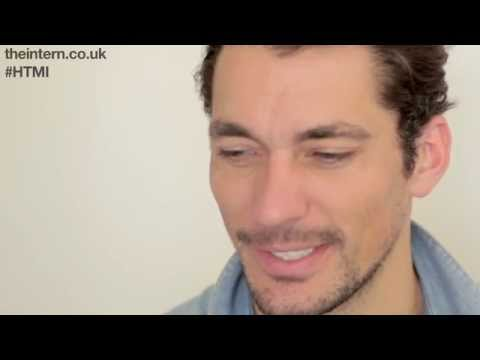 HOW TO MAKE IT - Modelling Industry (Extra Tips - David Gandy, Model at Select)