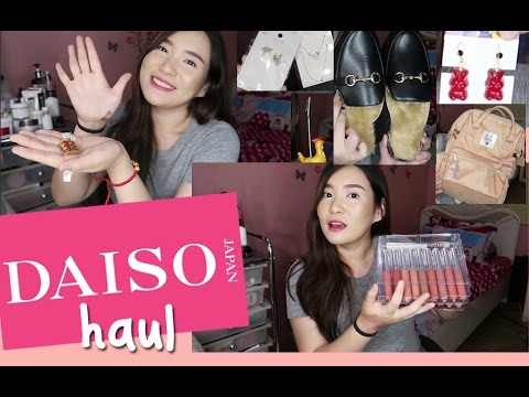 DAISO HAUL + What To Get When In Japan (Philippines)! | Toni Sia