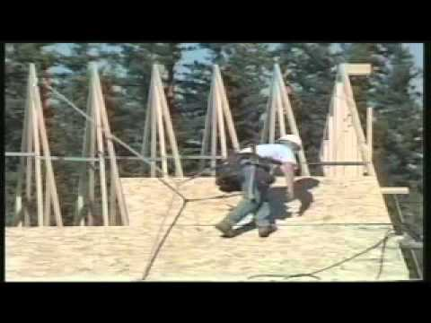 Washington State Fall Protection - Trusses Video