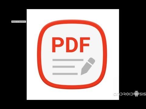Write on PDF, el editor de documentos PDF para terminales Samsung