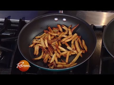 Wave Goodbye to Soggy Leftover French Fries: How to Revive Food You THINK Has Gone Bad | Rachael Ray