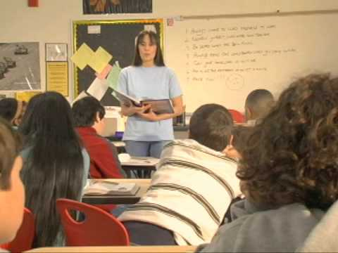 Managing Middle School Classrooms: Behavior Expectations