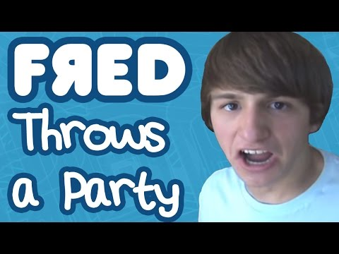 Fred Throws a Party