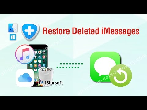 Restore Deleted iMessages & Retrieve Deleted Text Messages iPhone