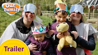 Our Family Series 6 Episode 20 Promo   CBeebies
