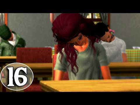 UNIVERSITY LIFE // Sims 3 Supernatural S2 — Part 16