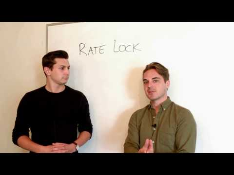 Locking in Your Mortgage Interest Rate