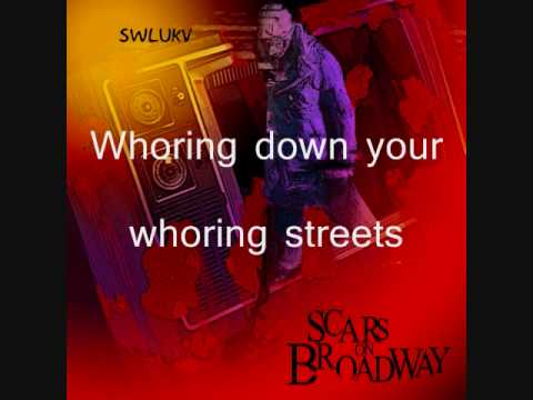 Whoring Streets - Scars on Broadway - s