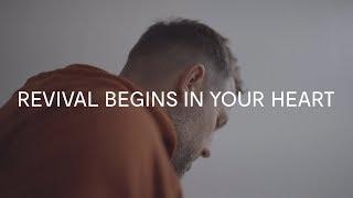 REVIVAL BEGINS IN YOUR HEART - MICHAEL MILLER