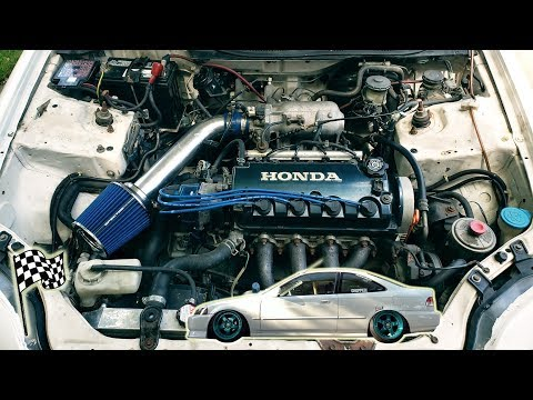 Download Intake Manifold Swap and OBD1 Conversion   Turbo