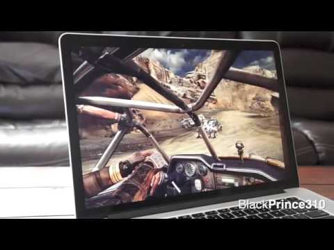 Retina Display Review MacBook Pro