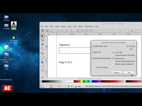Take Advantage of Layers to Annotate PDF on Linux Mint Cinnamon