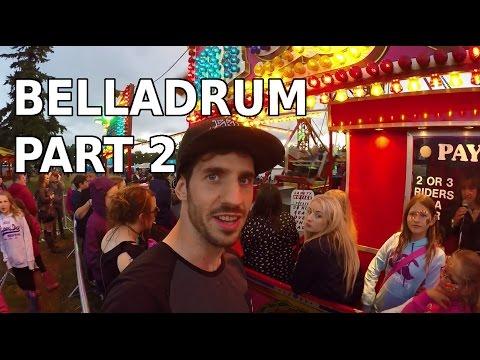 Ali Clarkson Vlog 18 - Belladrum Part 2