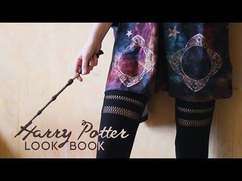 HARRY POTTER lookbook ϟ