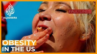 🇺🇸 Fast food, Fat profits: Obesity in America | Fault Lines