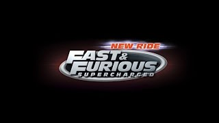 Universal Studios Orlando FAST & FURIOUS SUPERCHARGED RIDE CONSTRUCTION UPDATE  1/29/2016