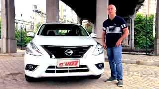 Vrum Faz Teste Em Dose Dupla Do Nissan Versa 1.6 Unique E 1.0 S