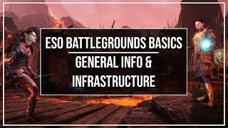 Download ESO Battlegrounds Basics - General Info and Infrastructure Video