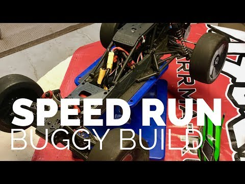How To Build A Speed Run Buggy