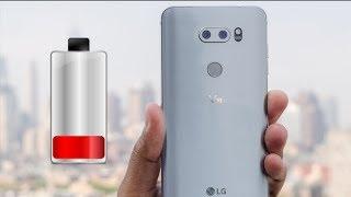 lg v30 battery test Videos - 9tube tv