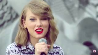 Taylor Swift Funniest moments(2017)