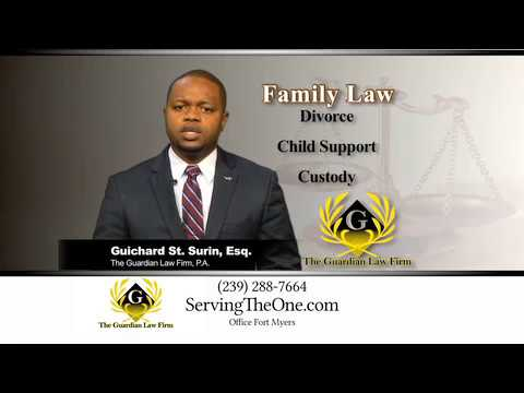 The Guardian Law Firm. Serving the One. Fort Myers Family Law Attorney