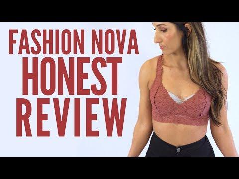 Fashion Nova HONEST Try On Haul Review | Not Sponsored