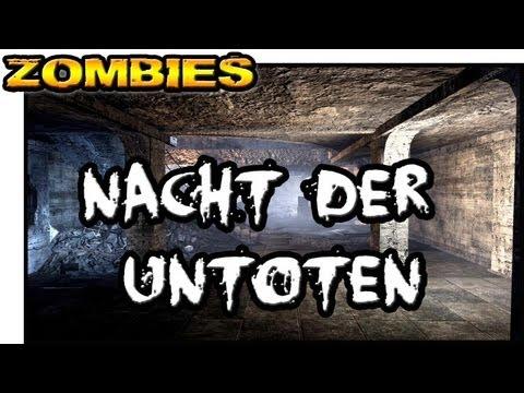 NACHT DER UNTOTEN ★ Left 4 Dead 2 (L4D2 Zombie Games)