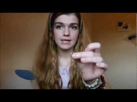 DIY: How I Made My Fake Nose Ring