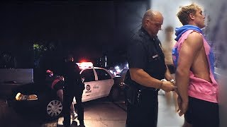 I Jake Paul actually got arrested...