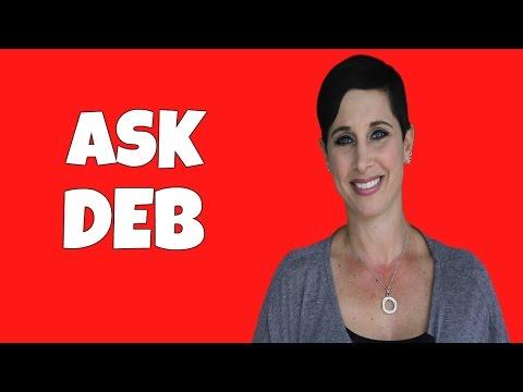 SEND IN YOUR QUESTIONS | Debra Wheatman
