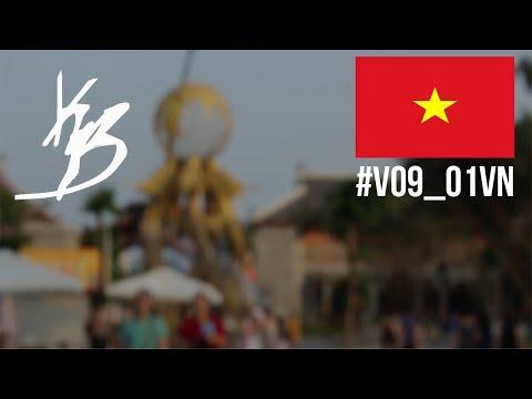 Halong Bay SUNWHEEL (Vietnam Travel Vlog)