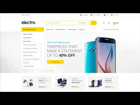 How to Make a Multi Vendor eCommerce Website With WordPress - Like Amazon and Flipkart - 2018