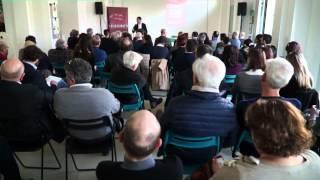 #LAGIUSTAROTTA - Luigi Vitellio Candidato Segretario PD Ferrara