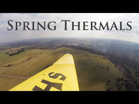 Shadow F5J: Spring Thermals