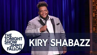 Kiry Shabazz Stand-Up