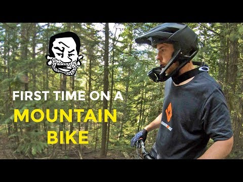 BMXer Tries Mountain Biking | A Bigger Swing Set | Crankworx Dirt Diaries 2018