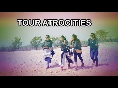 Tour atrocities || College Tour Expectations vs Reality || Pori Urundai