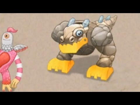 How to breed T-Rox Monster 100% Real in My Singing Monsters!