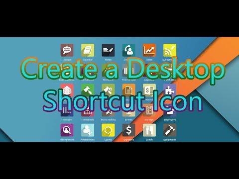 How to Create Shortcut Desktop Icon bangla 2017   Create Desktop Shortcut   Istiyak Amin