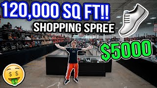 Shopping Spree in the World